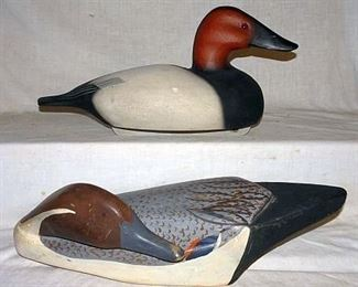 Wooden Duck Decoys