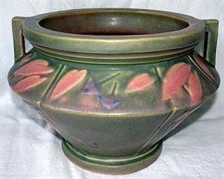 "Roseville Pottery ""Futura"" Jardinière"