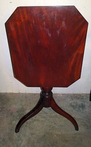 Period Tilt Top Table