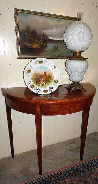 Period Game Table