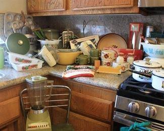 More vintage kitchenware