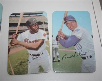 TOPPS GIANT CARDS 1970
