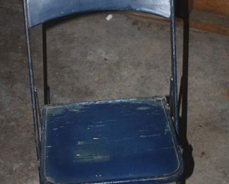VINTAGE FORBES FIELD CHAIR