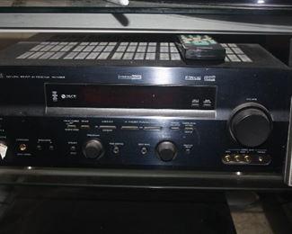 YAMAHA RX - V 559 RECEIVER