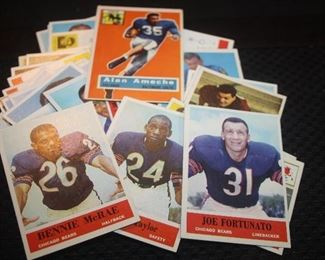 1964 TOPPS FOOTBALL CARDS