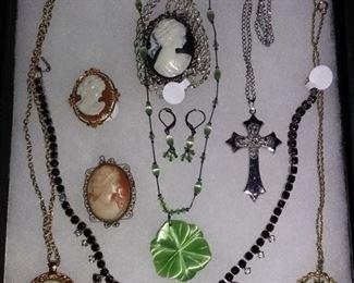 Colorful Costume & Designer Jewelry