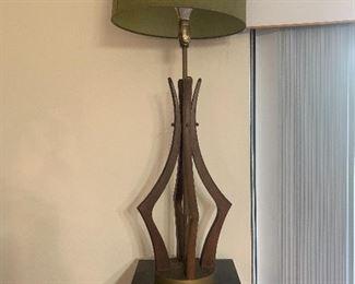 Vladimir Kagan lamp model line