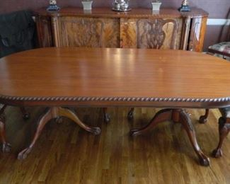 Dining table.  $500