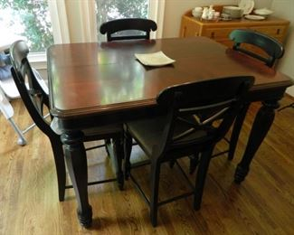 Pub-Height table, $225.  Chars, $225.