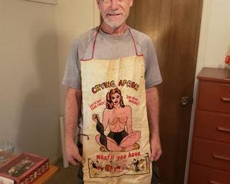 naughty apron!