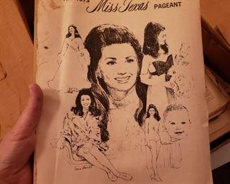 1973 Miss Texas