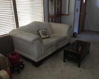 Sofa, $65.00