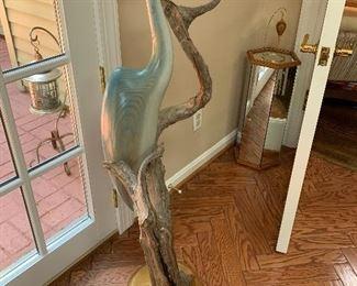 George Edenfield Sculpture