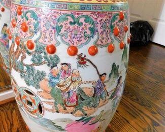 Asian Garden Seat