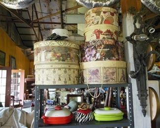 Really Terrific Decorative Hat Boxes