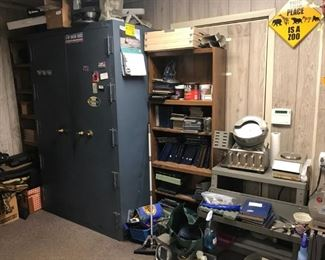 Wall safe for sale and coin accessories