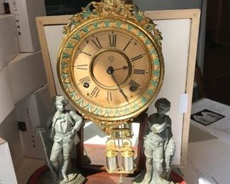 Quality clock