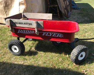 Radio Flyer coaster wagon