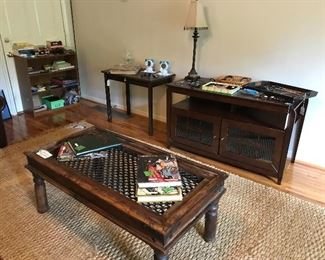 Coffee table, side or tv tables