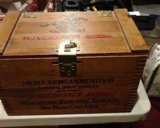 Winchester Ammo Box