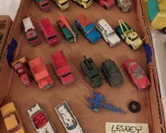 lesney toy cars