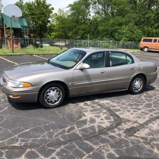 Buick LeSabre (Car Available on Saturday only)