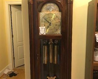 Lovely grandfather clock