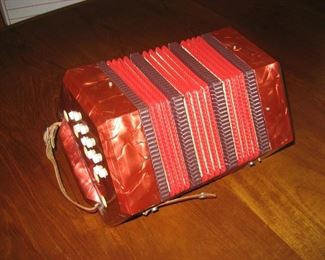 Concertina for those who love to hear and play music!