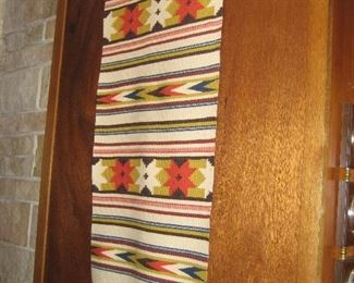 Traditional weaving straight from Norway!