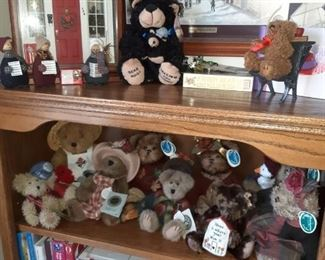 More Bearington bears and Boyd Bears