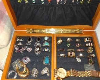 Costume jewelry, Sterling Jewelry, beads and jewelry-making supplies