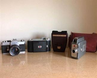 Vintage Cameras & Equipment https://ctbids.com/#!/description/share/199375