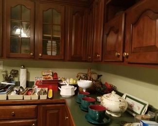 LOADED KITCHEN