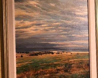 Original Oil Painting by Michael Wheeler