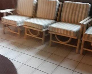 VINTAGE Rattan chairs