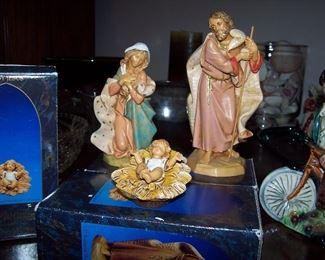 "7.5"" Fontanini Nativity Set"