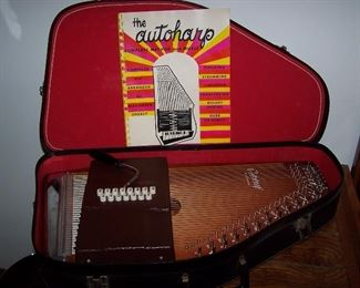 Autoharp BY Oscar Schmidt 36 Cords