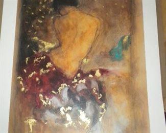 ARTIST JANET TREBY