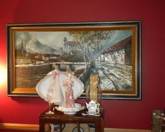 OIL PAINTING AND DECOR