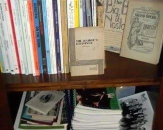 BOOKS AND MUSIC BOOKS