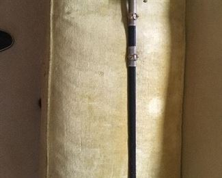 Very nice sword. Details to follow.