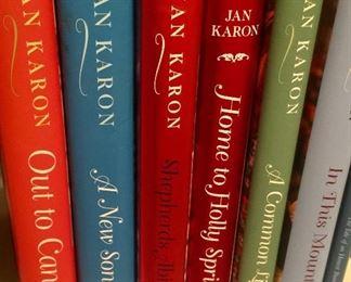 Jan Jaron series