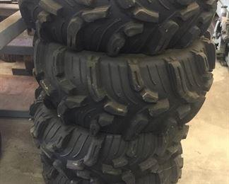 Mule tires
