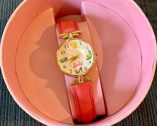 Barbie watch - new in box