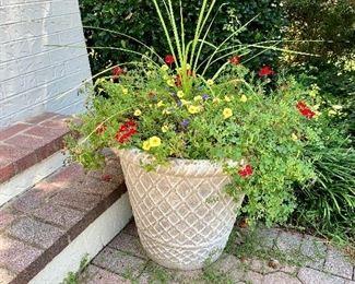Planters (not concrete)