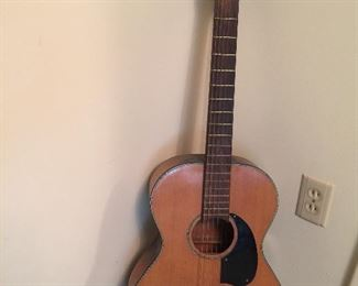Tempo acoustic guitar