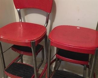 Costco step stools.
