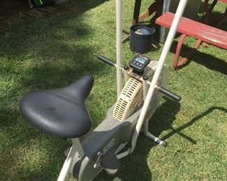 Classic stationary bike