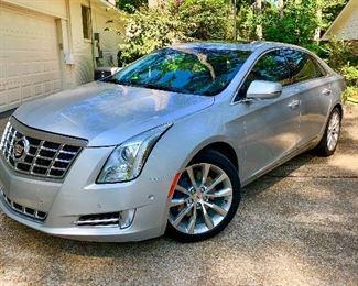2015 Cadillac XTS / 17,932 miles