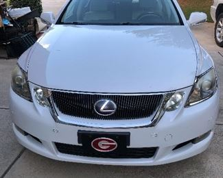2008 Hybrid Lexus. Great condition. More pictures below.